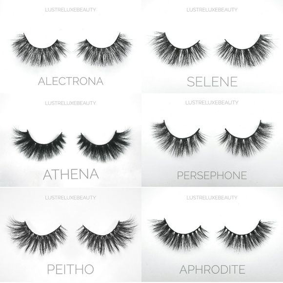 💫2FOR$40💫 Mink false lashes